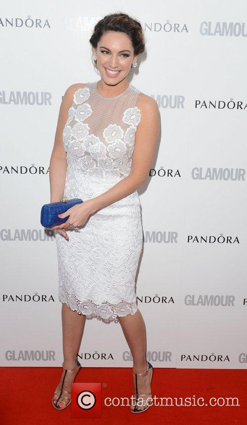 Kelly Brook and Glamour Women Of The Year Awards 3