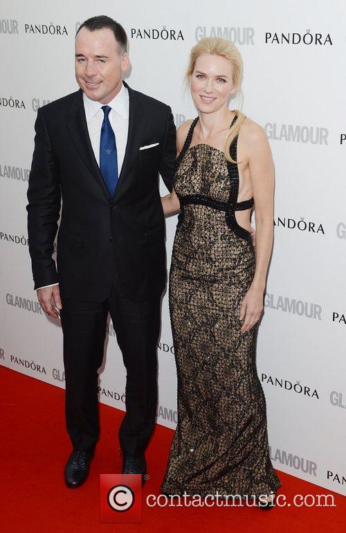 Naomi Watts, David Furnish and Glamour Women Of The Year Awards 3