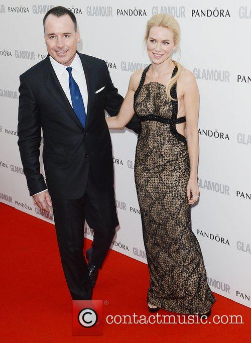 Naomi Watts, David Furnish and Glamour Women Of The Year Awards 4