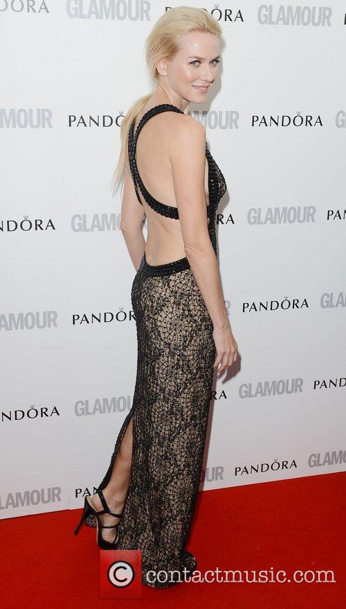 Naomi Watts and Glamour Women Of The Year Awards 5