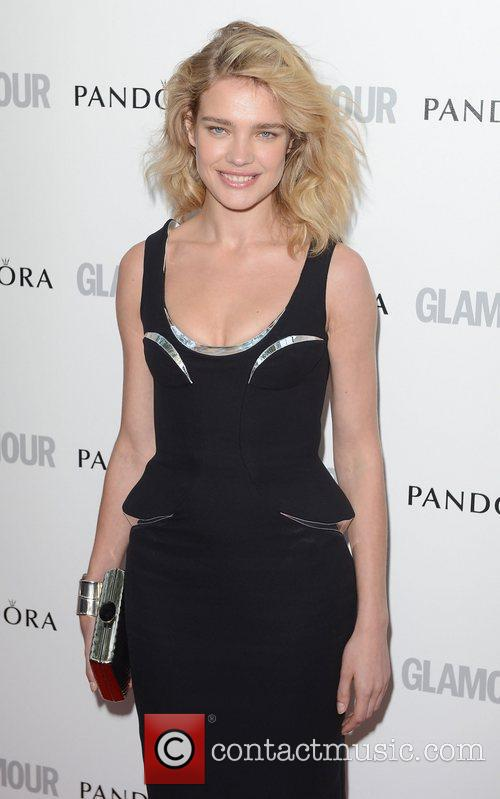 Natalia Vodianova and Glamour Women Of The Year Awards 2