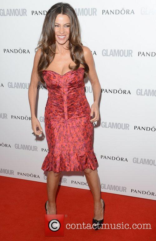 Sofia Vergara at The Glamour Women of the...