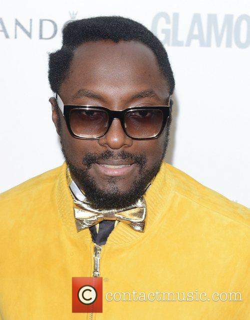 Will.i.am at The Glamour Women of the Year...