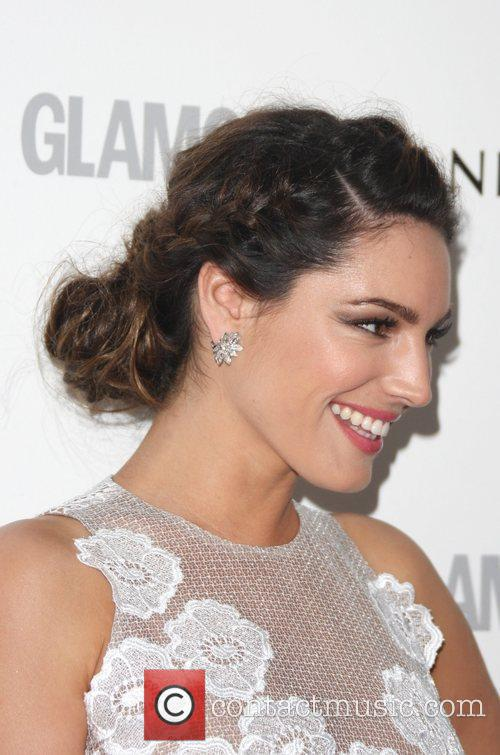 Kelly Brook and Glamour Women Of The Year Awards 1