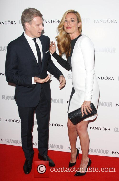 Patrick Kielty and Cat Deeley The Glamour Women...