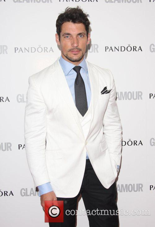 David Gandy The Glamour Women of the Year...