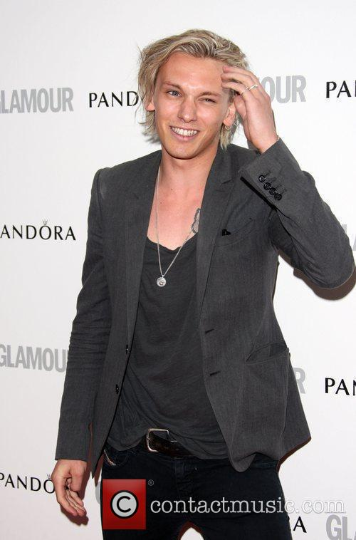 Jamie Campbell Bower, Glamour Women Of The Year Awards