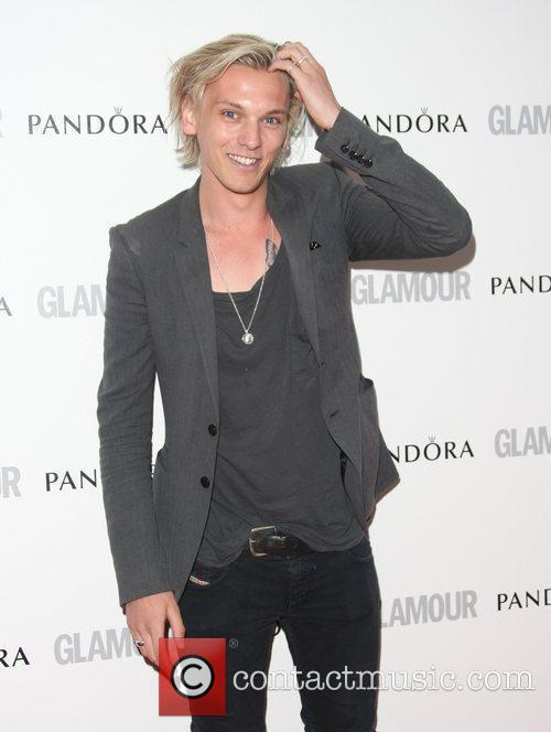Jamie Campbell Bower and Glamour Women Of The Year Awards 1