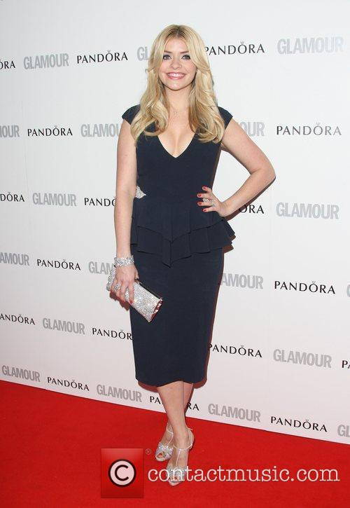 Holly Willoughby and Glamour Women Of The Year Awards 2