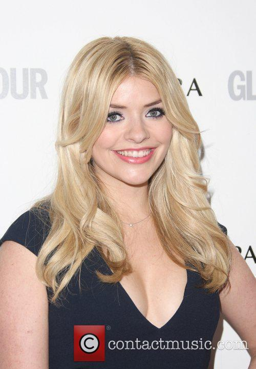 Holly Willoughby and Glamour Women Of The Year Awards 3