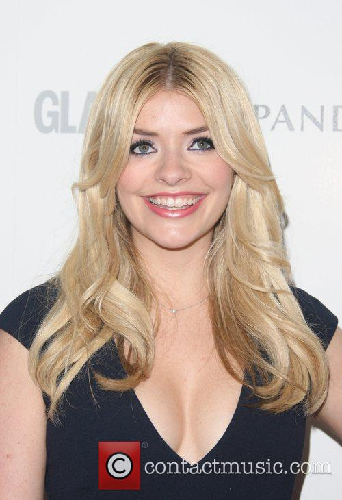 Holly Willoughby and Glamour Women Of The Year Awards 5
