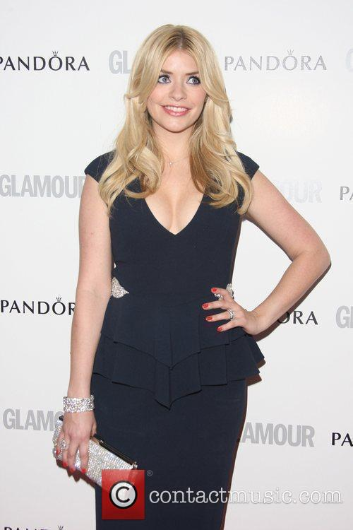 Holly Willoughby and Glamour Women Of The Year Awards 8