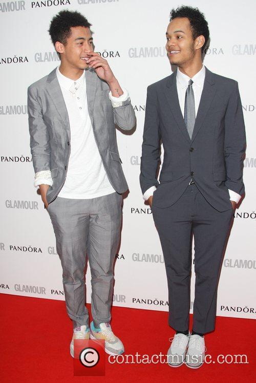 Rizzle Kicks The Glamour Women of the Year...
