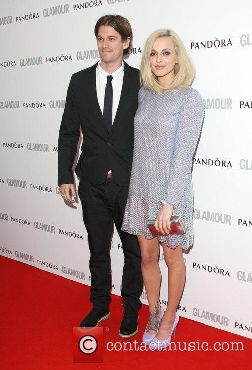 Jesse Wood and Fearne Cotton The Glamour Women...