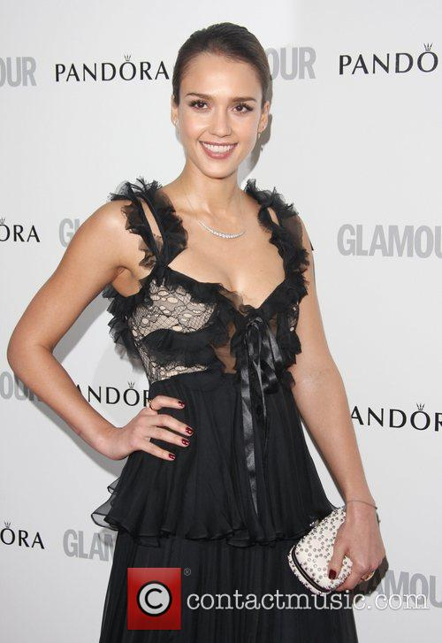 Jessica Alba and Glamour Women Of The Year Awards 8