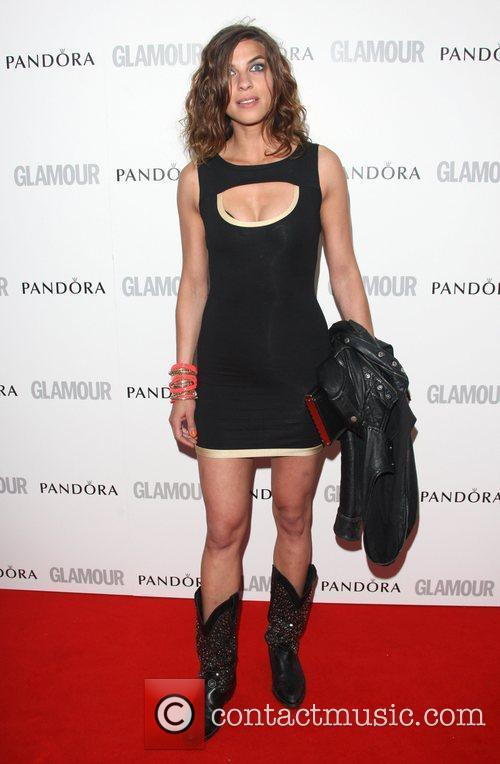 Natalia Tena The Glamour Women of the Year...