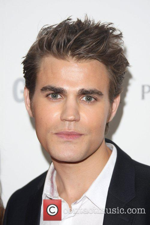Paul Wesley The Glamour Women of the Year...