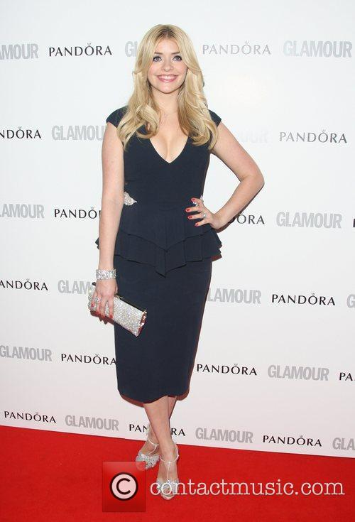 Holly Willoughby and Glamour Women Of The Year Awards 9