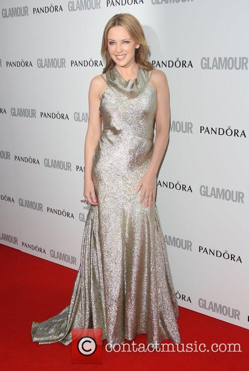 Kylie Minogue and Glamour Women Of The Year Awards 10