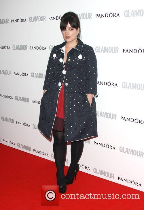 Lily Allen and Glamour Women Of The Year Awards 5