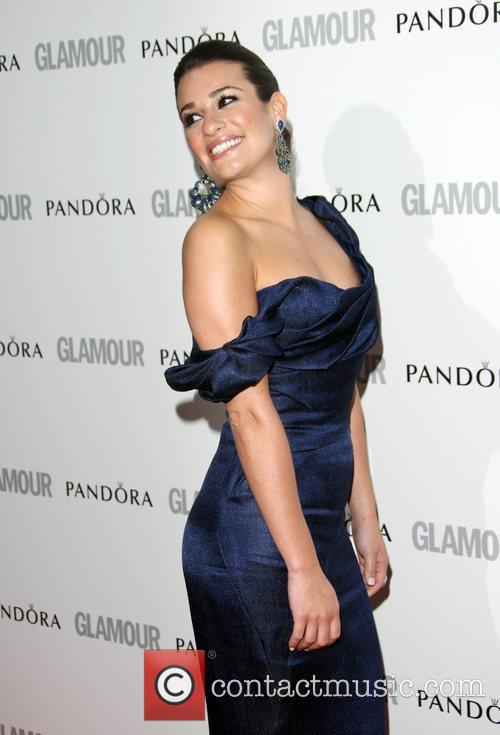 Lea Michele and Glamour Women Of The Year Awards 16