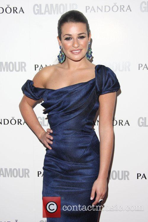 Lea Michele and Glamour Women Of The Year Awards 18