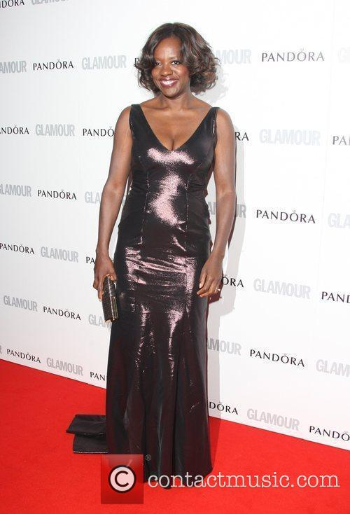 Viola Davis and Glamour Women Of The Year Awards 5