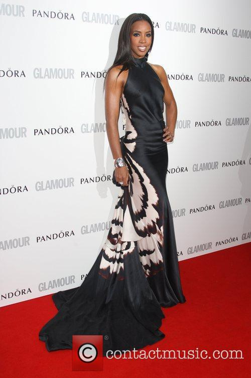 Kelly Rowland The Glamour Women of the Year...