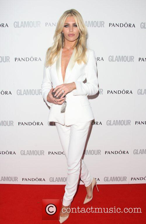 Abbey Clancy The Glamour Women of the Year...