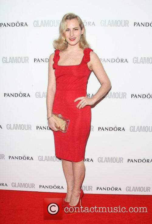 Charlotte Dellal The Glamour Women of the Year...