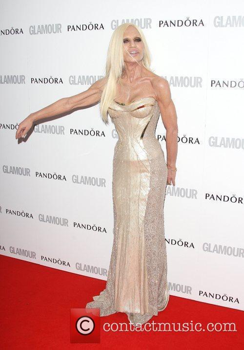 Donatella Versace 8
