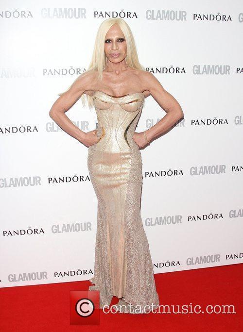 Donatella Versace 9