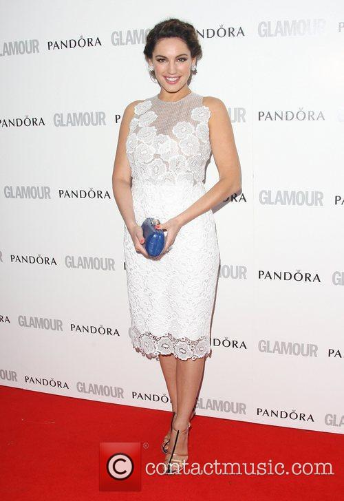 Kelly Brook and Glamour Women Of The Year Awards 8