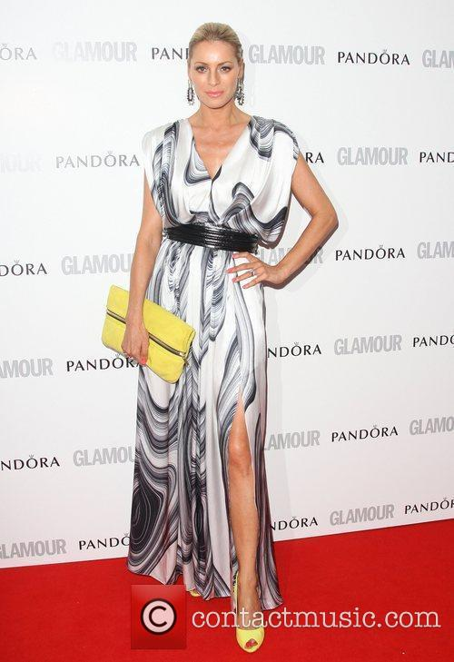 Tess Daly and Glamour Women Of The Year Awards 2