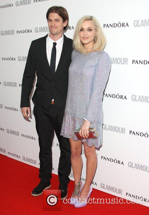 Fearne Cotton and Jesse Wood The Glamour Women...