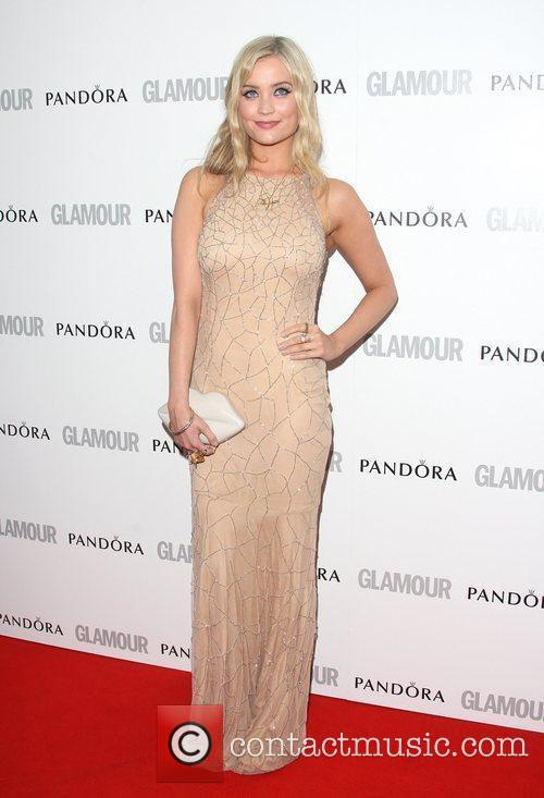 Laura Whitmore and Glamour Women Of The Year Awards 2