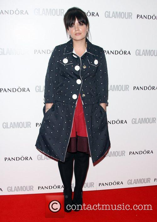 Lily Allen and Glamour Women Of The Year Awards 4