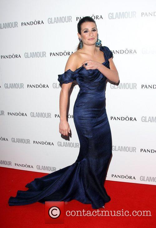 Lea Michele and Glamour Women Of The Year Awards 3
