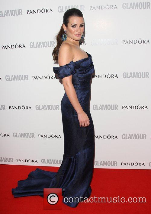 Lea Michele and Glamour Women Of The Year Awards 7