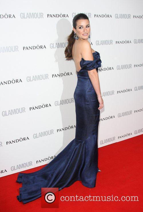 Lea Michele and Glamour Women Of The Year Awards 9