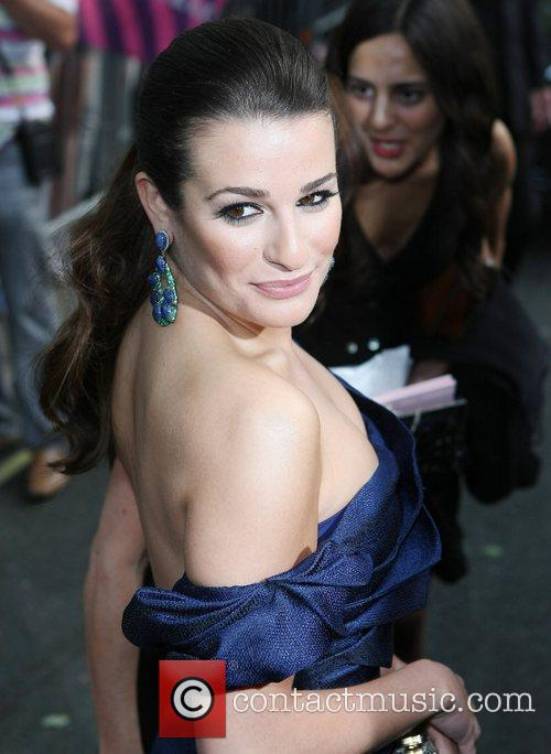 Lea Michele, Glamour Women Of The Year Awards