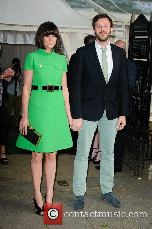 Dawn Porter and Chris O'Dowd The Glamour Women...