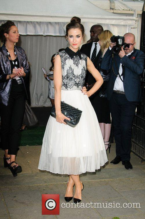 Katherine Kelly and Glamour Women Of The Year Awards 2