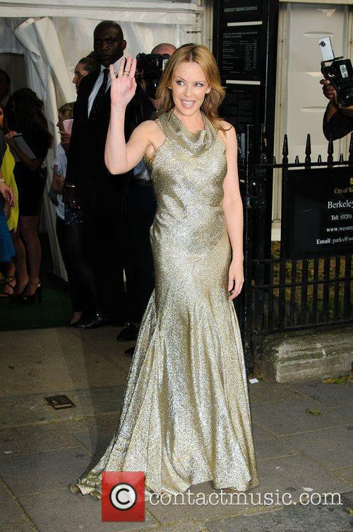Kylie Minogue, Glamour Women Of The Year Awards