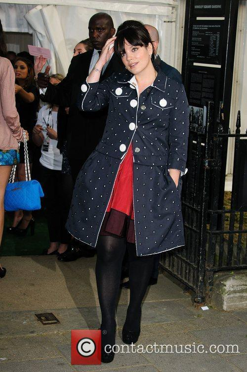 Lily Allen and Glamour Women Of The Year Awards 1