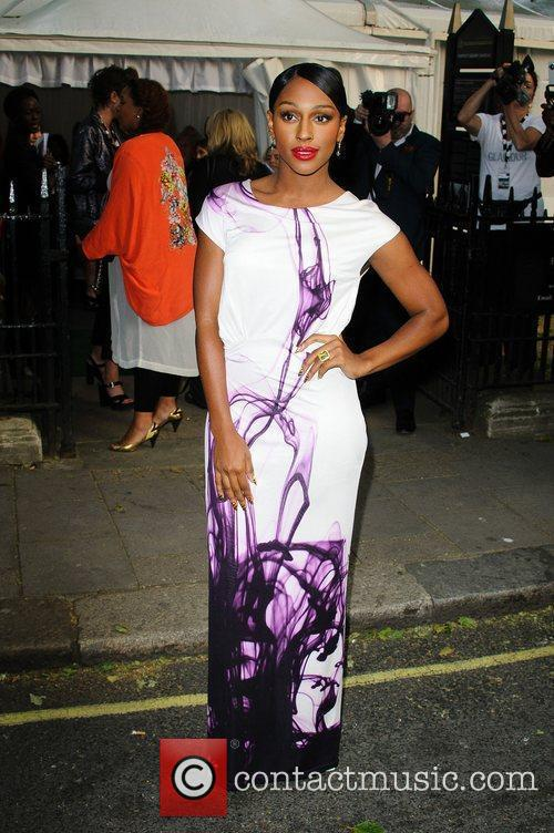 Alexandra Burke The Glamour Women of the Year...