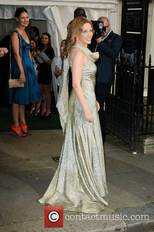 Kylie Minogue and Glamour Women Of The Year Awards 6
