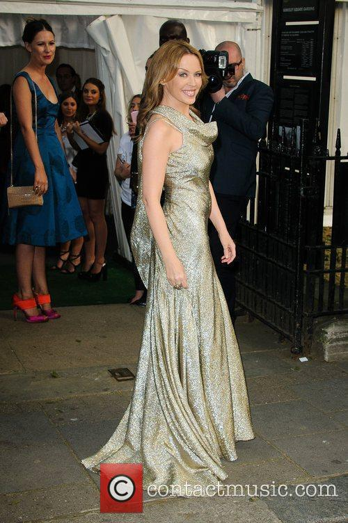 Kylie Minogue and Glamour Women Of The Year Awards 7
