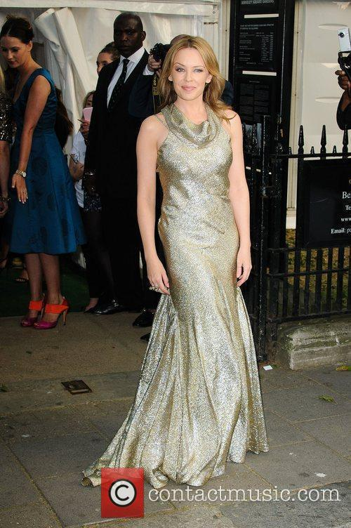 Kylie Minogue and Glamour Women Of The Year Awards 8