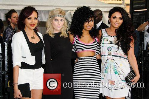 Little Mix and Glamour Women Of The Year Awards 2